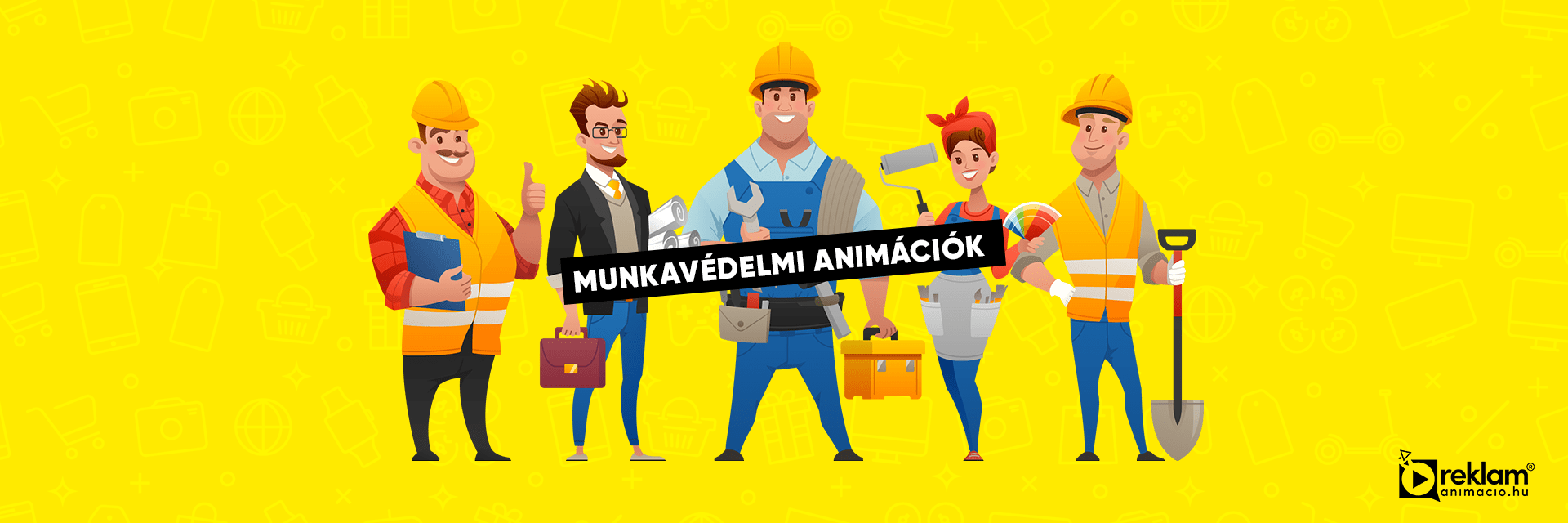A munkavédelmi animációkkal akár százezreket is spórolhatsz a cégednek.