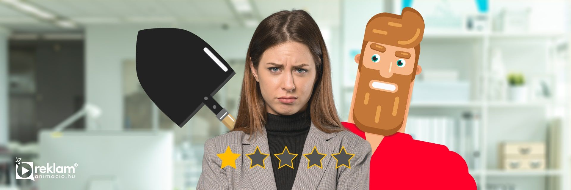 Hogyan kezeld a negatív Facebook és/vagy Google-értékeléseket?